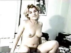Ethnical Turkish PornStar Zeynep retro porn