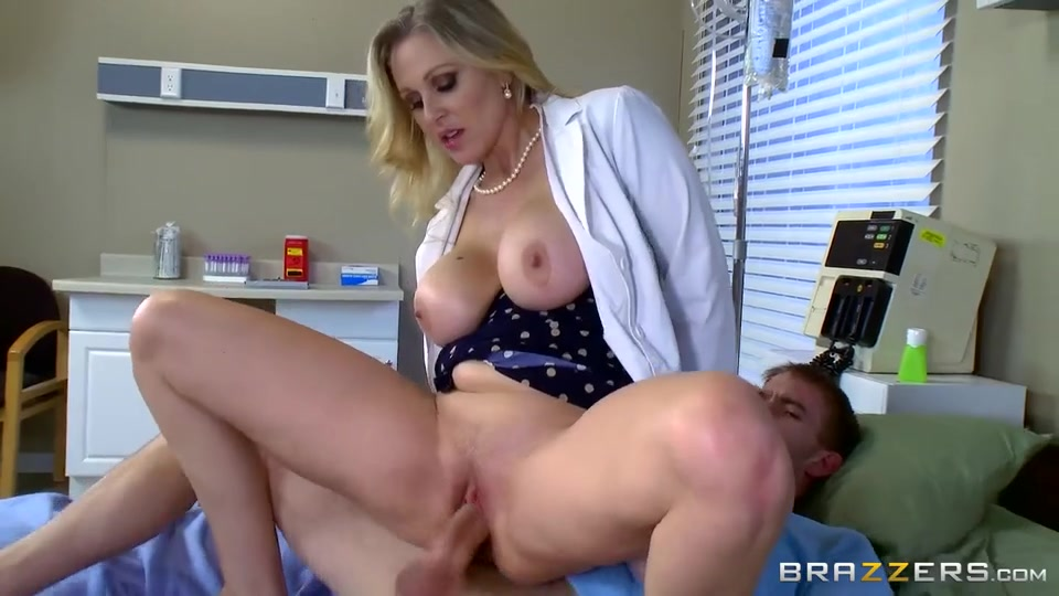 He massaged her sweet clit