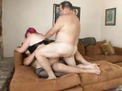 A compilation of BBW fuck sessions