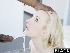 Skylar Green and Prince Yahshua loves to have her mouth filled with cock