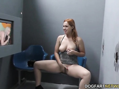 Edyn Blair has two dicks she is a slut who loves to enjoy as many cocks as possible