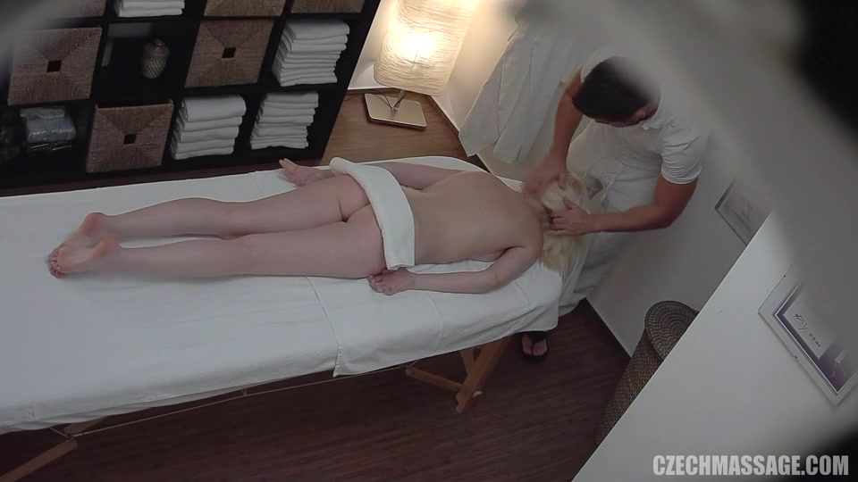 Hidden Cam Japanese Massage